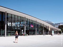 Gare TGV d'Annecy 74000