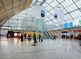 Gare de Lyon à Paris 75012